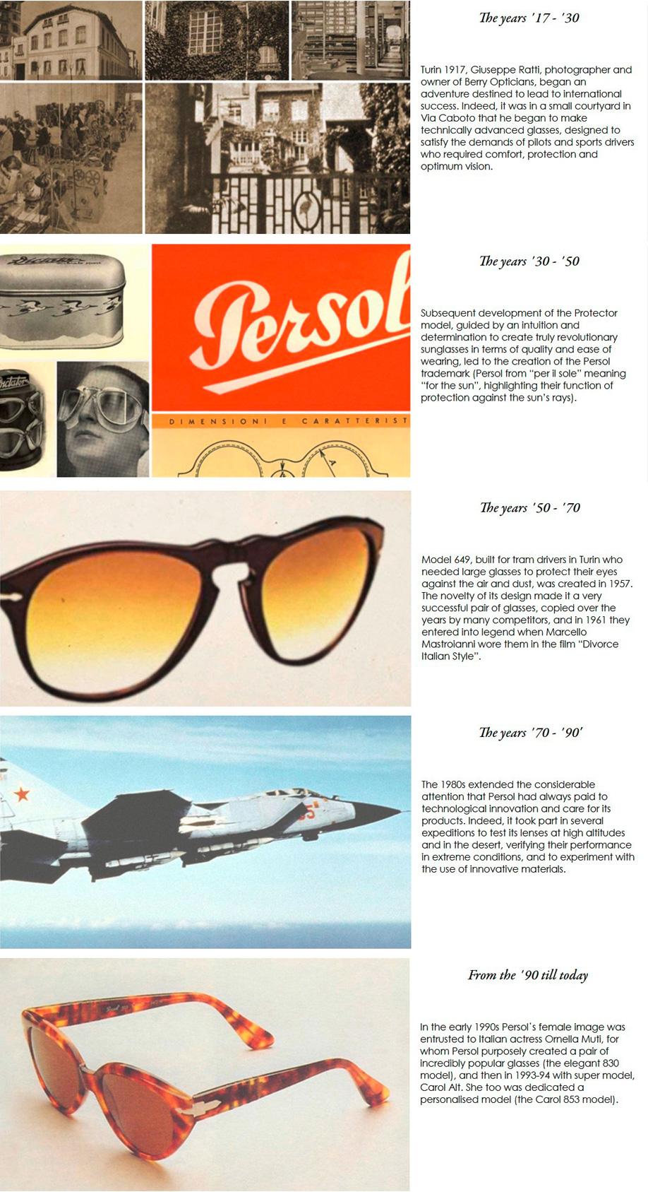 5e7f4bf078e PERSOL HISTORY - Eyestore